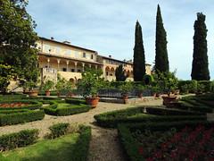Certosa di Pontignano - 9 (anto_gal) Tags: siena toscana sanpietro giardino certosa 2016 pontignano castelnuovoberardenga