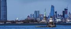 NY Harbor (PAJ880) Tags: new york nyc lighthouse statue ferry skyline liberty harbor is jersey staten