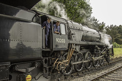 LWC_3576 (Man with a Hat) Tags: northnorfolkrailway dadsarmy weybourne nnr