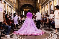 Flores de Mayo: dalle Filippine a Roma la festa dei fiori (PiuCulture - Migrazioni e Incontri a Roma) Tags: roma santamariamaggiore floresdemayo filippine