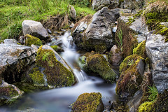 Lead Hills (Rossco156433) Tags: longexposure nature water river scotland waterfall rocks stream outdoor ndfilter wanlockhead leadhills neutraldensity southlanarkshire