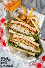 Crispy Chicken Sandw (alaridesign) Tags: crispy chicken sandwich recipe