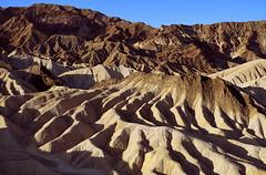 Sunrise @ Zabriskie Point, Death Valley (moerden68) Tags: zeiss point death 50mm f14 sony contax valley zabriskie planar a7ii ruby10