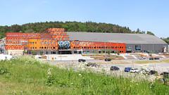 Prioritet Serneke Arena I (hansn (2+ Million Views)) Tags: building sport architecture modern gteborg sweden contemporary gothenburg arena architect serene sverige facility multi goteborg okidoki kviberg arkitekter arkitekt prioritet