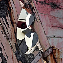 Olden! (Jorge Cardim) Tags: pink color cores boat barco rosa propeller olden hlice