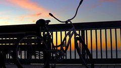 Beach cruiser (Dave_Lospinoso) Tags: ocean park county camera new leica winter sunset sea wallpaper sky sun lake david beach water beautiful crimson dave zeiss sunrise canon river landscape photography rebel coast pier photo seaside nikon ramp surf waves outdoor surfer sony tide nj sandbar wave lifeguard surfing casino atlantic east shore badge jersey boardwalk toms alpha heights swell hdr waterscape iphone lavalette lavallette ortley seeaside mirrorless a6000 lospinoso