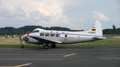 D-INKA De Havilland DH 104 Dove 01 (Disktoaster) Tags: plane airplane airport dove aircraft aviation flugzeug spotting dinka ltu spotter palnespotting pentaxk3