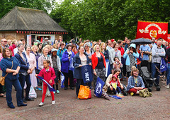 Norfolk Teachers in high spirits at their strike rally A3 size (Roger Blackwell) Tags: workers rally norfolk protest solidarity norwich strike nut teachers protesters strikers tradeunions tradeunion tradeunionists strikerally strikebanners tradeunionstrike norfolknut