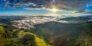 Morning in White Carpathians