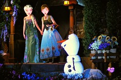 Put me in summer and I'll be a... (jordanhall81) Tags: world park anna lake norway festival dark olaf amusement frozen orlando epcot snowman ride princess florida culture center disney queen norwegian vista theme after educational wdw walt ever animatronic showcase elsa buena arendale