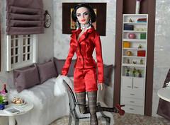 Tatiana Blood Lines Fashion Royalty Integrity (Tanchi_i) Tags: lines fashion blood fr royalty tatiana integrity