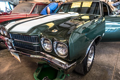 1972 Chevelle SS front right (kryptonic83) Tags: 1972 454ls6 chevelle ss oldcars
