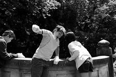 Yoyogi Park, Tokyo (fabiolug) Tags: park street leica boy people blackandwhite bw monochrome japan kids 35mm children japanese tokyo blackwhite kid asia child streetphotography rangefinder summicron monochrom biancoenero yoyogipark leica35mm leicam 35mmsummicronasph leicasummicron summicron35mmf2asph 35mmf2summicronasph summicronm35mmf2asph mmonochrom leicammonochrom leicamonochrom