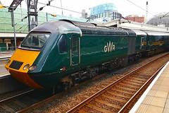 43188 London Paddington 21.06.16-3 (jonf45 - 2.5 million views-Thank you) Tags: city london speed train high br great first rail trains class western paddington british railways 43 inter 125 hst 43188