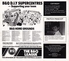 St Mirren vs Celtic - 1988 - Page 2 (The Sky Strikers) Tags: street love st magazine scottish match celtic premier league bq clydeside 60p mirren