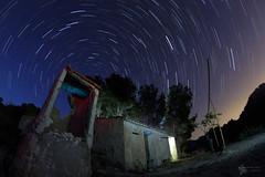 Casa del Xarquer ( alfanhu) Tags: nightshot nocturna sella nocturn circumpolar marinabaixa xarquer tafarmaig charquer komandokassalla