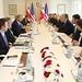 Plenary Session of the US-Georgia Strategic Partnership Charter