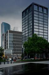 Frankfurt Germany Skyscrapper Architecture Building (mkleinmanns) Tags: building architecture germany frankfurt skyscrapper