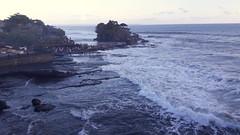 Tanah Lot Temple  (stardex) Tags: tanahlot temple ocean sea seaside rock culture heritage bali indonesia