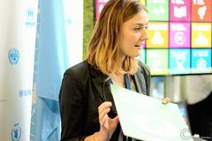United Nations Regional Information Center (UNIRC) Display - Brussels - European Development Days - 2016 (7) (Durickas) Tags: edd edd2016 europeandevelopmentdays brussels tourtaxis