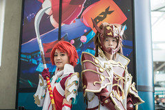 July 02, 2016-Anime Expo Day 2-IMG_0937 (ItsCharlieNotCharles) Tags: anime expo cosplay lol pokemon ash ax animeexpo cosplayers fallout 2016 dbz bulma monsterhunter leagueoflegends baymax ax2016 animeexpo2016