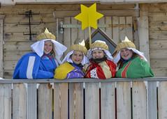 Sternsingen_Hinterstoder7 (Katholische Jungschar sterreichs) Tags: schnee sonne sternsingen sternsinger oesterreich oberoesterreich skifahrer hinterstoder ooe heiligedreiknige hss sternsingerin