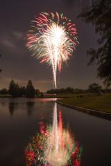 DSC_3991 (fellajr) Tags: family water night golf fun evening fireworks 4th july course hazzard deerpark 2016