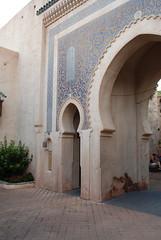 Epcot - World Showcase - Morocco - Bab Boujouloud (jrozwado) Tags: usa epcot gate florida northamerica waltdisneyworld worldshowcase   boujouloud