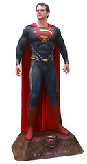 Man of Steel Life-Size Statue Superman 198 cm (Acero y Magia) Tags: man statue steel superman cm lifesize 198