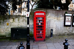 Red Telephone Booth in Bath Spa, UK (ChrisGoldNY) Tags: city uk greatbritain travel red england urban streets english colors poster bath colorful europa europe european colours unitedkingdom britain phonebooth eu viajes posters albumcover british walls bookcover colourful bathspa streetscenes bookcovers albumcovers consumerist gridskipper phonebooths jaunted challengewinners thechallengefactory chrisgoldny chrisgoldberg chrisgold chrisgoldphoto chrisgoldphotos