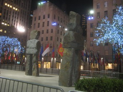 Human Nature Stone Figure Art At 30 Rock 2013 NYC 9559 (Brechtbug) Tags: from street new york city nyc art feet nature public june rock stone 30 by artist display manhattan nine s center exhibit midtown part human tall 16 through 20 rockefeller 50th figures sculptures ugo fund rondinone 2013 ranging