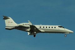 C-FCTK (Steelhead 2010) Tags: yyz learjet bizjet creg lj60 cfctk aviationstarlink