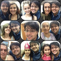Dia de famlia  dia de fotos! (v7nn7) Tags: family people familia pessoas gente uploaded:by=flickrmobile flickriosapp:filter=nofilter