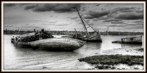 Wrecks Pin Mill