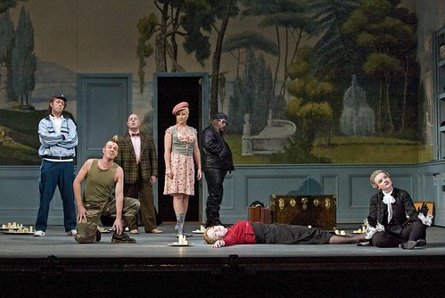 Watch: Ariadne auf Naxos trailer