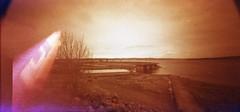 Pinholeday 2013 12 (pbjorno) Tags: 120 film analog holga lomo panoramic pinhole c41 redscale diyc41 holga120wpc