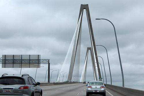 Charleston: Arthur Ravenel Jr. Bridge