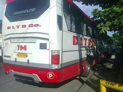 DMMC Series MAN DLTB Greyhound express service 7M