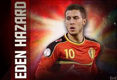 Eden Hazard (EdyCFC) Tags: wallpaper europa chelsea fussball belgium fifa soccer hd fc futbol premier belgica uefa 2013