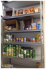 May Food Pantry (Damon Elmore) Tags: food spring pantry damon mbs elmore 2013
