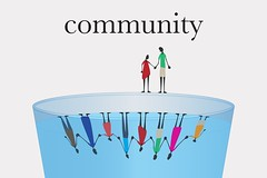 Community (thekalman) Tags: charity water project community resources kalman kalmando