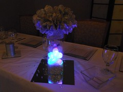 "Lighted centerpiece • <a style=""font-size:0.8em;"" href=""http://www.flickr.com/photos/66830585@N07/9093428553/"" target=""_blank"">View on Flickr</a>"