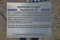RF-4C Phantom (mmsmithgall) Tags: california museum nikon riverside aircraft f4 mcdonnelldouglas rf4c phantomii photoreconnaissance marchfieldairmuseum d7000