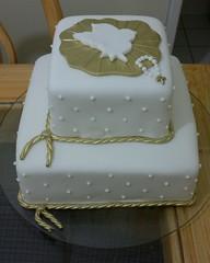 Bolo Batizado - Nov/12 (Luciana Paiva (Fortaleza-CE)) Tags: pasta fortaleza americana bolo decorado
