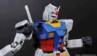 MG RX-78-2 Gundam Ver 3 27 by Judson Weinsheimer