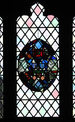 Youlgreave (kestrel49) Tags: uk england window glass europe britain derbyshire stainedglass gb 13 stainedglasswindow parishchurch 2013 youlgreave youlgravechurch
