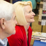 """<b>Callista Gingrich Book Signing_100513_0016</b><br/> Photo by Zachary S. Stottler Luther College '15<a href=""""http://farm8.static.flickr.com/7321/10181001254_ddd84255f5_o.jpg"""" title=""""High res"""">∝</a>"""