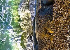 Liquid Solid (TJ.Photography) Tags: blue sea sunlight green beach nature wet water rock stone landscape outdoors coast drops marine power crash outdoor turquoise wave spray clear coastal shore foam coastline splash powerful liquid bluegreen splashing bluishgreen stormysea wavecrash