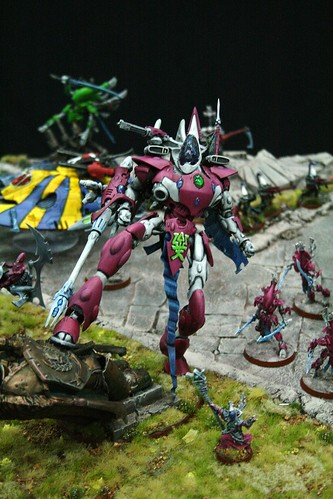 Colourful Eldar