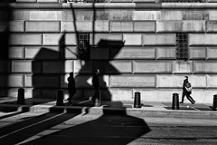 delusion i'm locked in (zip po) Tags: street light blackandwhite newyork monochrome mono shadows bnw